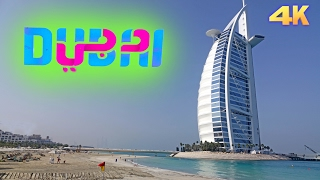 Dubai United Arab Emirates  City new picture : Dubai - United Arab Emirates 2016 4K