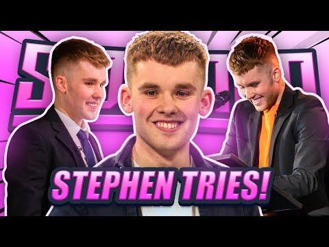 Sidemen Sundays but it's only Stephen Tries