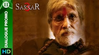 "Watch exclusive ""Sarkar 3"" & Original videos on Eros Now https://_www.erosnow.com Lessons in survival from the indomitable Sarkar. Catch glimpses of the action-packed cult film, Sarkar 3, featuring Amitabh Bachchan, Jackie Shroff, Manoj Bajpayee, Yami Gautam & Amit Sadh. Sarkar releases 12th of May. Movie: Sarkar 3Release Date: 12th May, 2017Directed By: Ram Gopal VarmaProduced By: Rahul Mittra, Anand Pandit, Gopal Shivram Dalvi, Krishan Choudhary & WeoneMusic Director: Ravi ShankarTo watch more log on to http://www.erosnow.comFor all the updates on our movies and more:https://twitter.com/#!/ErosNowhttps://www.facebook.com/ErosNowhttps://www.facebook.com/erosmusicindiahttps://plus.google.com/+erosentertainmenthttps://www.instagram.com/eros_nowhttp://www.dailymotion.com/ErosNow"