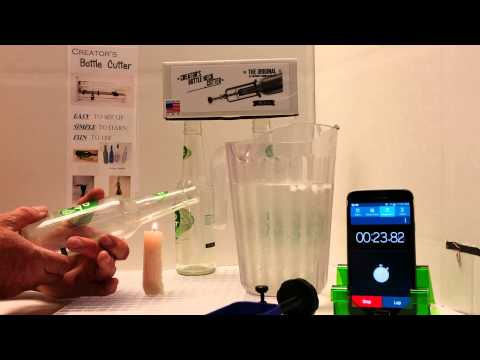 Glass Tools: Creator's Bottle Neck Cutter