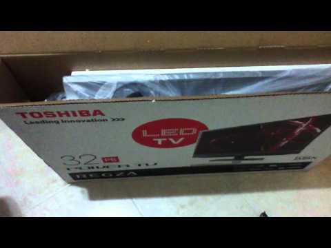 Toshiba LED TV 32