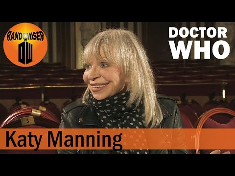 Katy Manning Interview