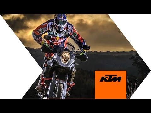 Vídeos de la KTM 1050 Adventure de 2015