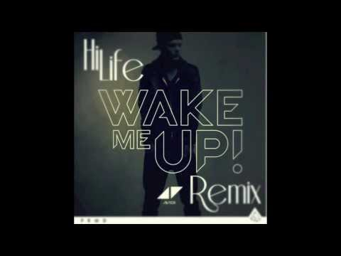 Avicii - Wake Me Up ft. Aloe Blacc (HiLife Festival Remix) видео