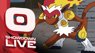 Pokemon OR/AS! OU Showdown Live w/PokeaimMD! - Ep 54: Mega Gyra + CB Ape by PokeaimMD