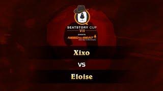 Xixo vs Eloise, game 1