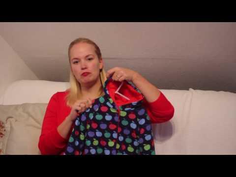 Babyjacke nähen | Baby Wendejacke nähen - So geht's Videotutorial