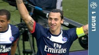Paris Saint-Germain vs SC Bastia (4 - 0) : Zlatan IBRAHIMOVIC (10') goal. All Paris Saint-Germain vs SC Bastia goals in video.