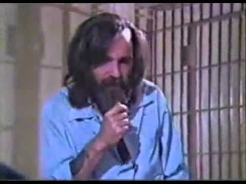 Charles Manson Interview with Tom Snyder (Complete)
