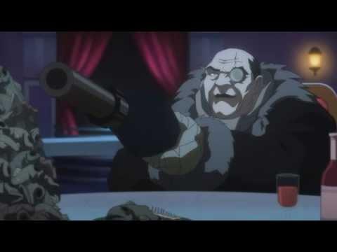 Penguin from «Batman: Assault on Arkham»