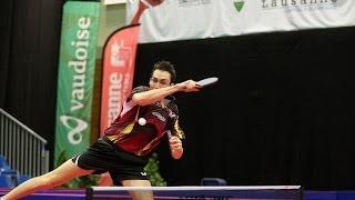 DHS Europe Cup 2014 Highlights: Adrien Mattenet Vs Marcos Freitas (1/2 Final)