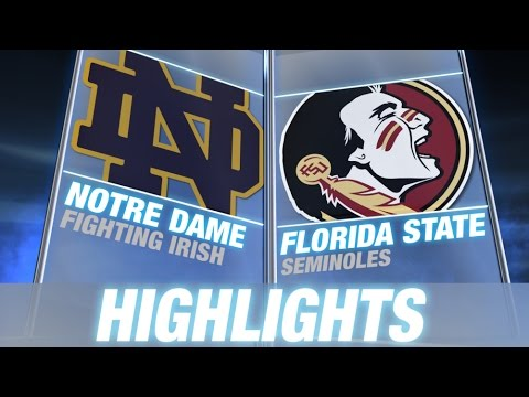 notre - Florida State wins its 23rd consecutive game with a 31-27 victory over Notre Dame in a huge top 5 showdown. Jameis Winston had another solid effort throwing ...