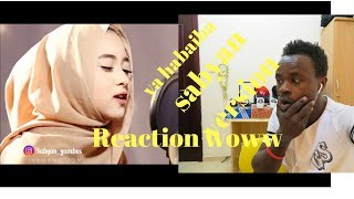 Video YA HABIBAL QOLBI (SABYAN version) REACTION @TPU MP3, 3GP, MP4, WEBM, AVI, FLV Agustus 2018