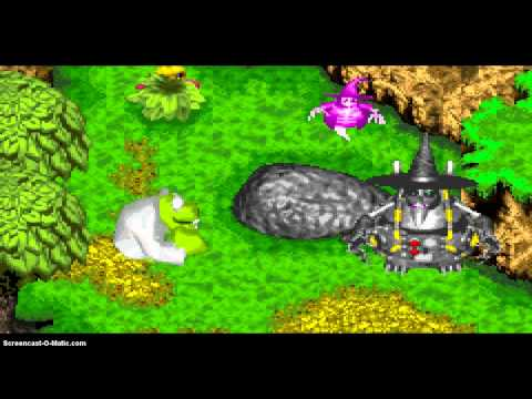 Banjo-Kazooie : La Revanche de Grunty GBA