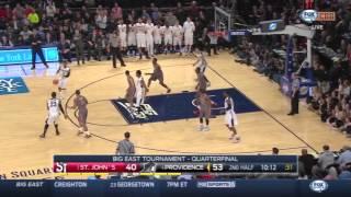 PC vs. St. John's in 4 Minutes: BET Quarterfinals