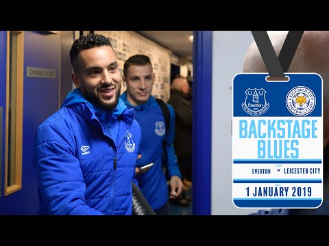 Video: BLUES SURPRISE FANS BEFORE KICK-OFF: TUNNEL ACCESS | EVERTON V LEICESTER CITY