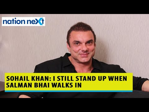 Sohail Khan interview: I still stand up when Salman bhai walks into the room