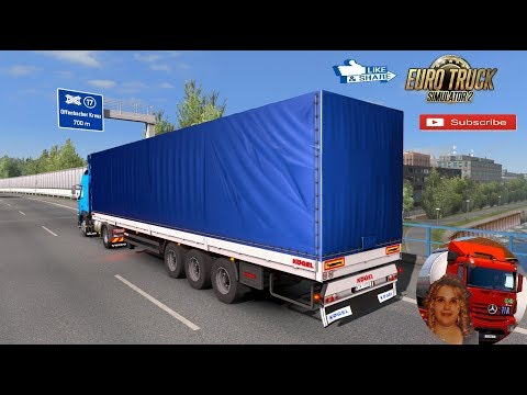 Kogel trailer ownable v1.0 1.34.x