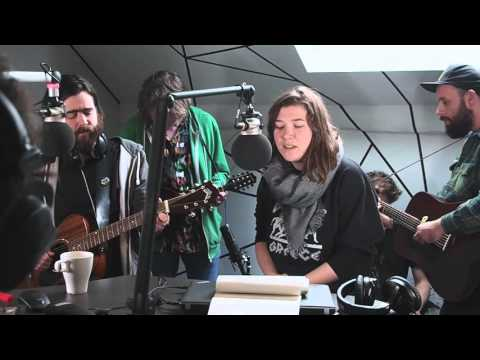 "The Burning Hell ""Fuck The Government, I Love You"" Live (acoustic) @FluxFM"