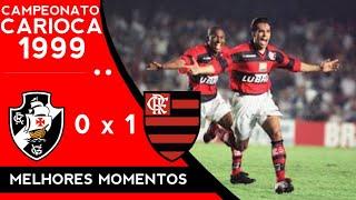 Flamengo 1 x 0 Vasco - Final Carioca 1999 2° Jogo