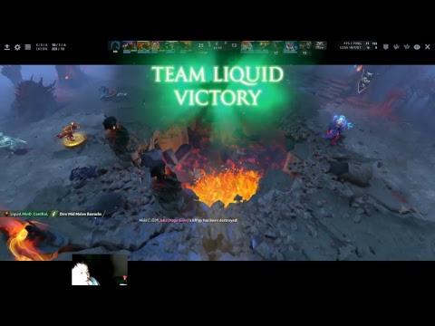 Starladder : Liquid 0-0 Mineski - Bo3 | Talktv.vn/noobplaygame