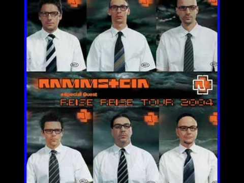 Tekst piosenki Rammstein - Jeder lacht po polsku