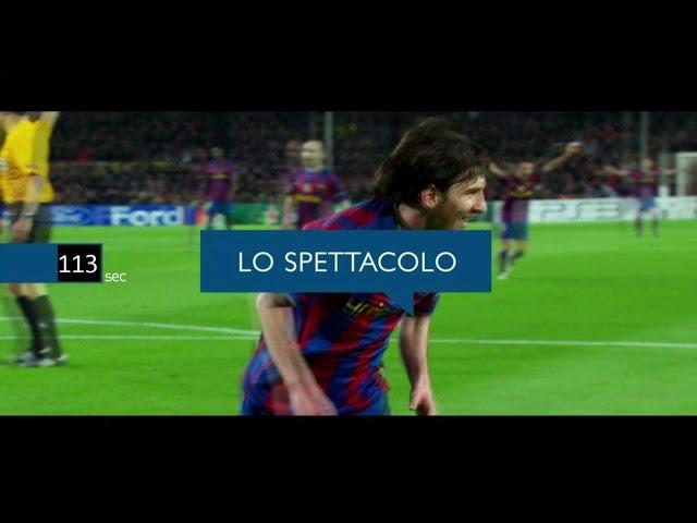 Anteprima Immagine Trailer Messi, video