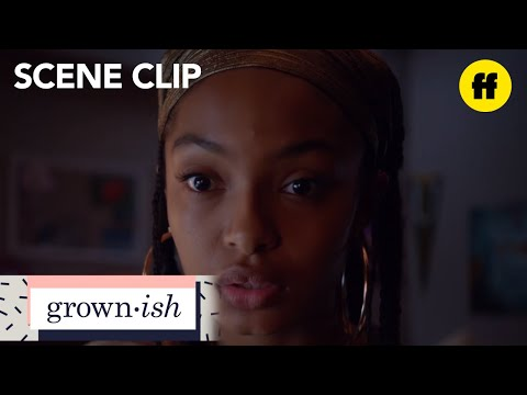 grown-ish | season 1, episode 2: zoey takes adderall for the first time | freeform