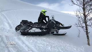 7. Tor Arne Rygh with Polaris 800 Titan Adventure 155''' 2018