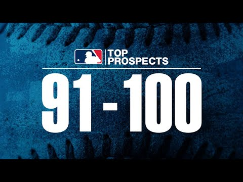 Video: MLB Pipeline's Top 100 Prospects: 100-91
