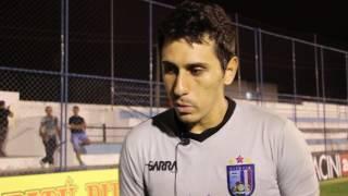 Diego Lima fala sobre a vitória contra o Atlético-PE