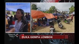 Video Kesaksian Korban di Tenda Pengungsian saat Mengalami Gempa di Lombok - Special Report 30/07 MP3, 3GP, MP4, WEBM, AVI, FLV Agustus 2018