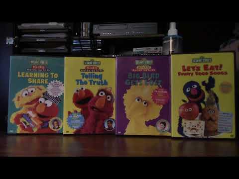 Sesame Street (1969): Part 8