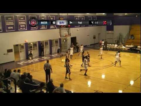 ECC DHOTW- Mercy vs. Bridgeport WBB