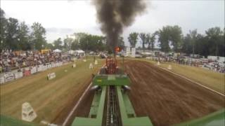 Ardmore (TN) United States  city photos gallery : Cab Cam: Super Farm Tractors at Ardmore, TN (6/21/14)