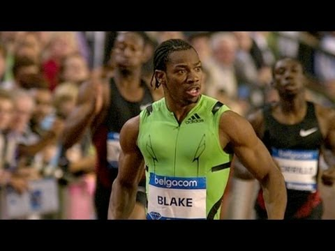 Best of 2011 Yohan Blake runs #2 all-time & WL in 200m - 2011 Diamond League Brussels