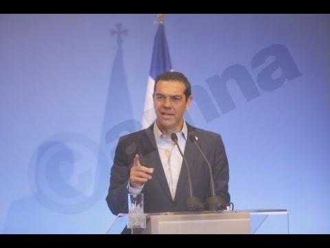 Αλ.Τσίπρας: Η Ελλάδα βασικός πυλώνας σταθερότητας στη νοτιοανατολική Ευρώπη