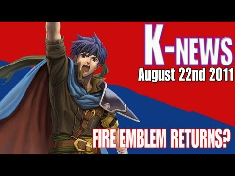 preview-NEWS: Fire Emblem returns for 3DS, Zelda supports Operation Moonfall & Xenoblade sells well! (Kwings)