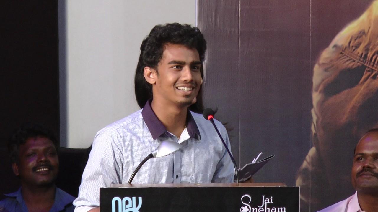 Kishore at Uruthi Kol Movie Audio Launch