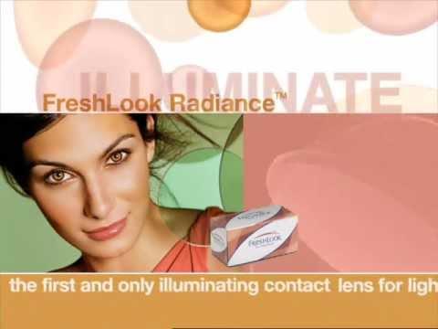 Цветные контактные линзы FreshLook от ArtOptic.RU.wmv