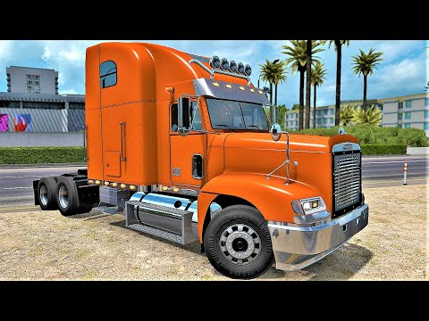 Freightliner FLD ATS v2.1 1.35