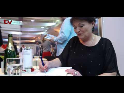 TV Gastro&Hotel: Slavnostní křest kuchařky na Gastrotour 2014