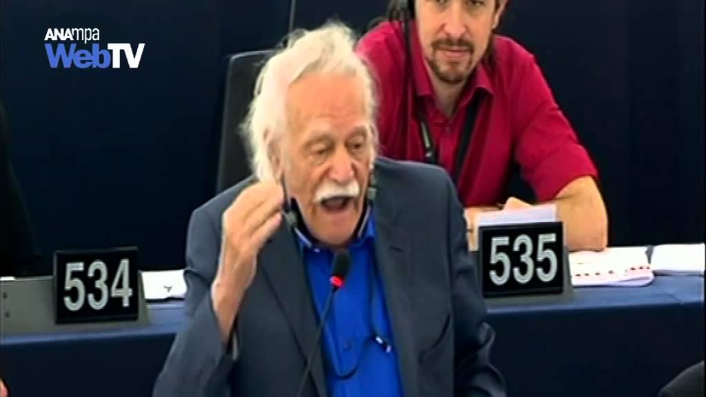 M.Γλέζος: Δεν χαρίζουμε την Ευρώπη σε κανέναν