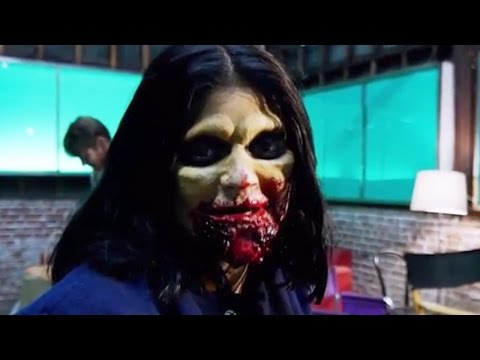 """Kylie Jenner Stars As A Zombie In Tyga's """"Dope'd Up"""" Video"""