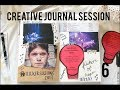 CREATIVE JOURNAL SESSION 6!