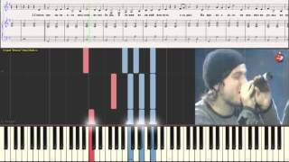 5'nizza Гимн СССР (Ноты для фортепиано) (piano cover)