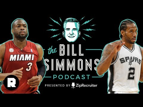 NBA Playoff Overreactions and Decoding Kawhi With Joe House | The Bill Simmons Podcast | The Ringer