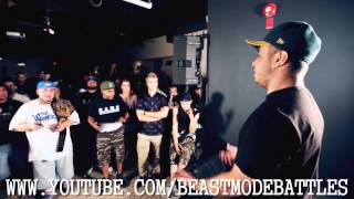 BeastMODE | White Plague vs. Peppe The Kid