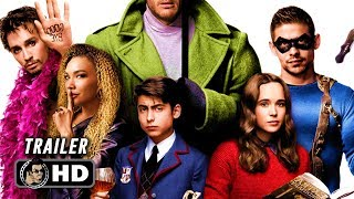 THE UMBRELLA ACADEMY Trailer (2019) Ellen Page Superhero Netflix Series by Joblo TV Trailers