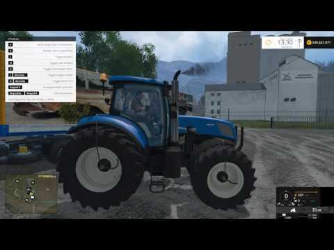 New Holland T7 310 BluePower brighter v1.0